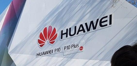 Huawei auf dem MWC 2017 P10 und P10 Plus