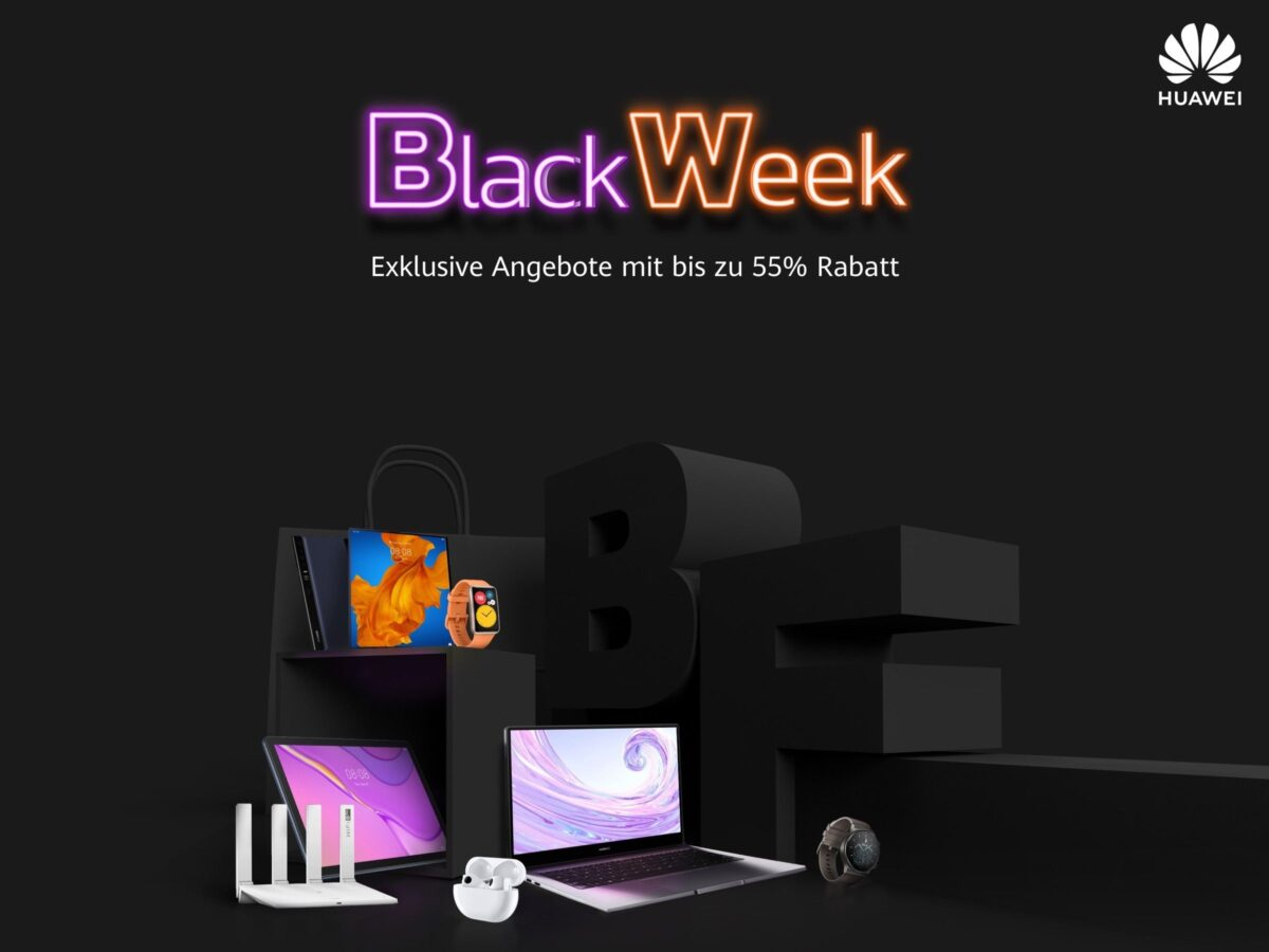 Huawei Black Week