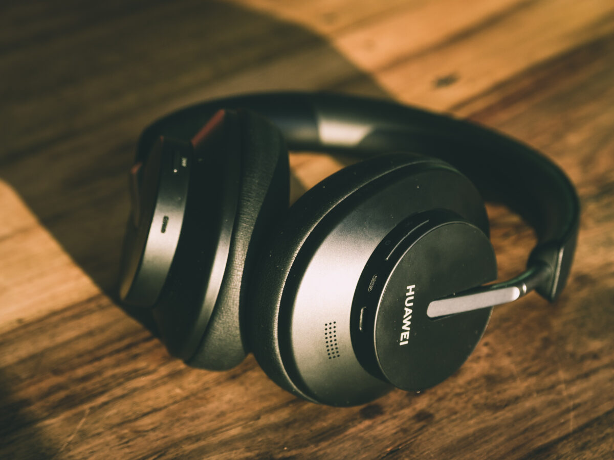 Huawei FreeBuds Studio: Over-Ear-Kopfhörer mit Active Noise Canceling