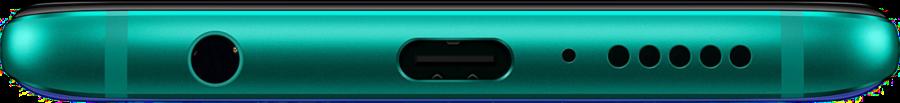 Huawei Honor 10 Phantom Grün Unten