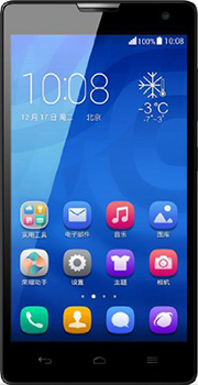 Huawei Honor 3C Datenblatt - Foto des Huawei Honor 3C