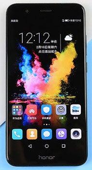Huawei Honor 8 Pro Datenblatt - Foto des Huawei Honor 8 Pro