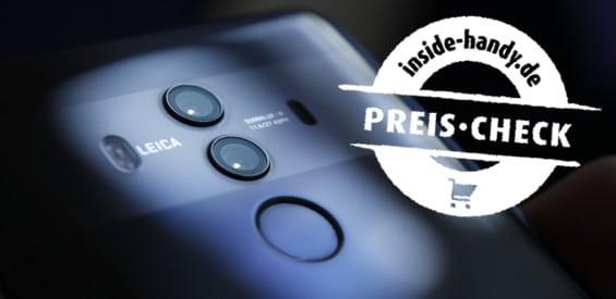 Huawei Mate 10 Pro im Preis-Check