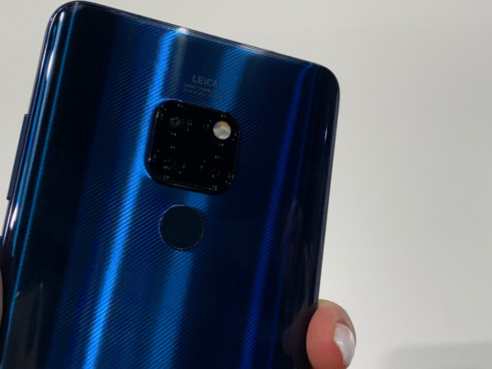 Huawei Mate 20 Hands-On