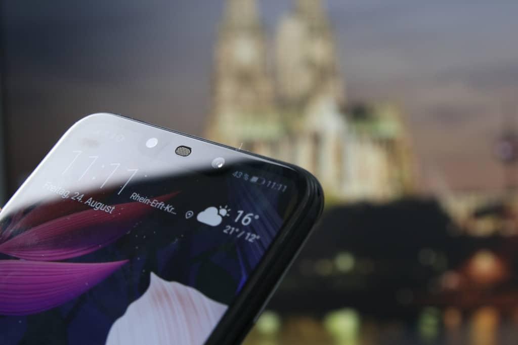 Huawei Mate 20 Lite Im Test Von Der Holzklasse In Die Business Class