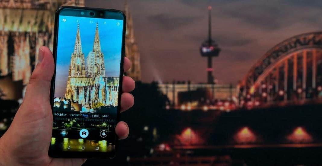 Huawei Mate 20 Lite im Test