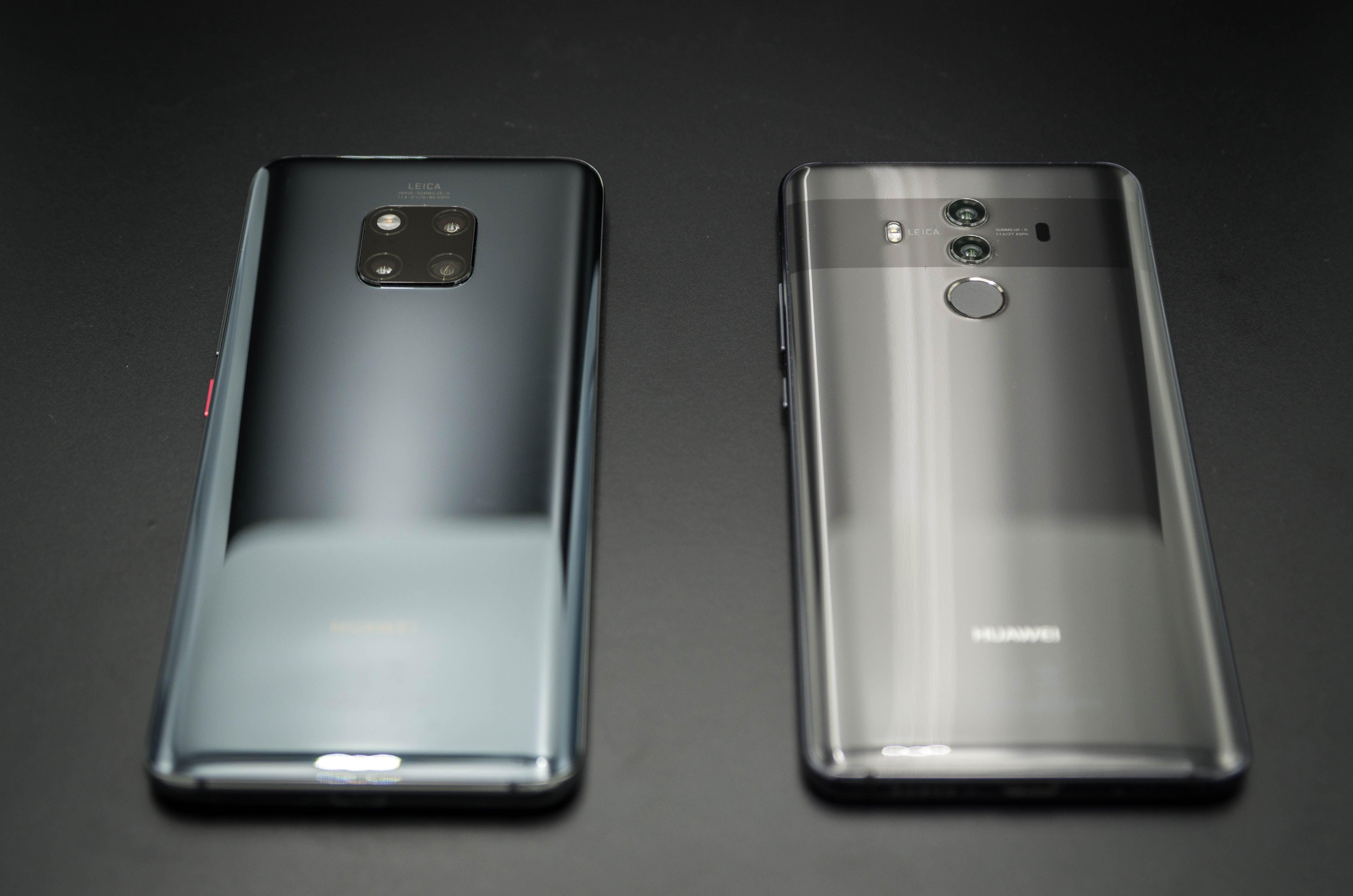 Huawei Mate 10 Pro Der Einjährige Test