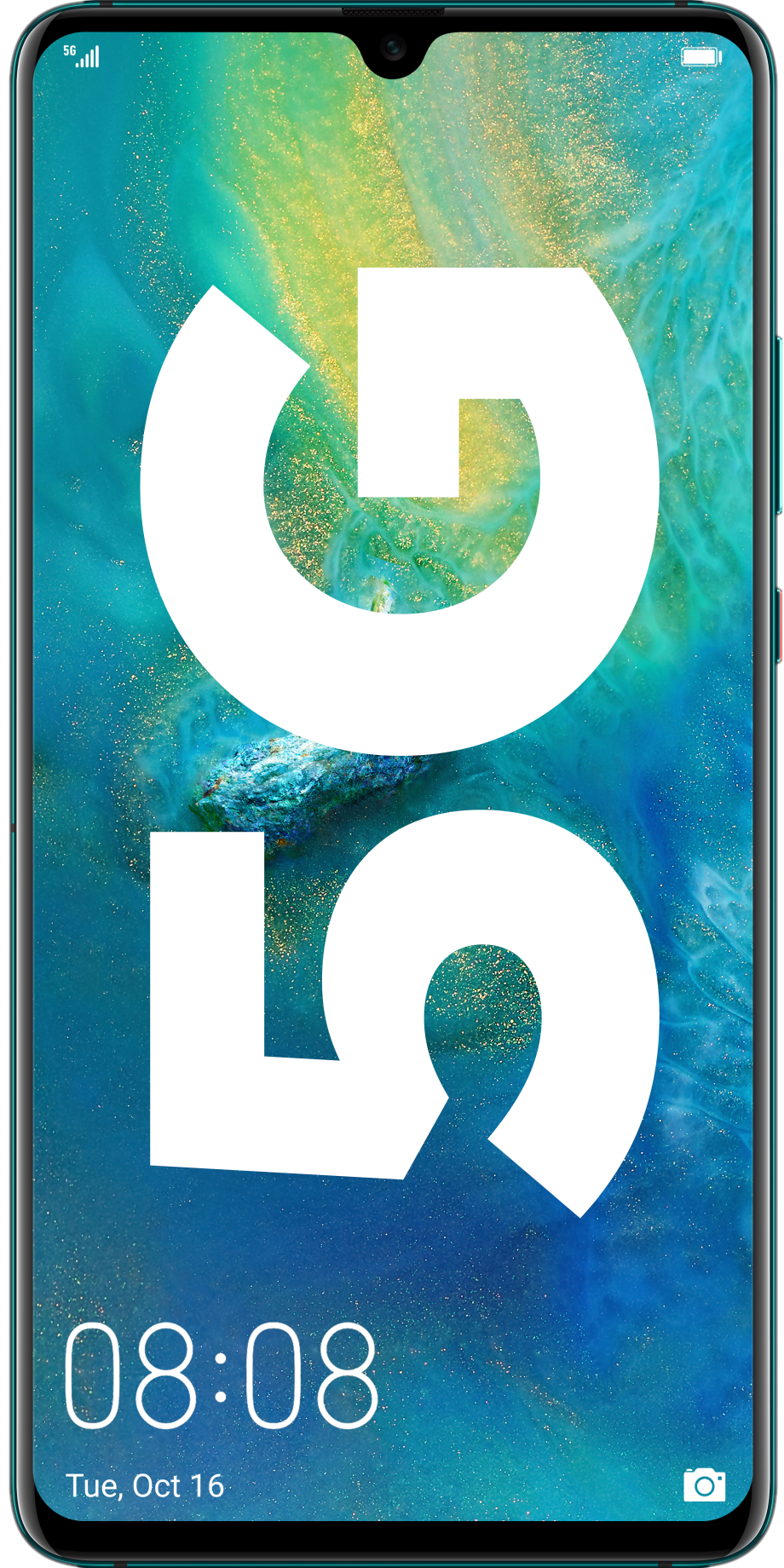 Huawei Mate 20 X 5G Front