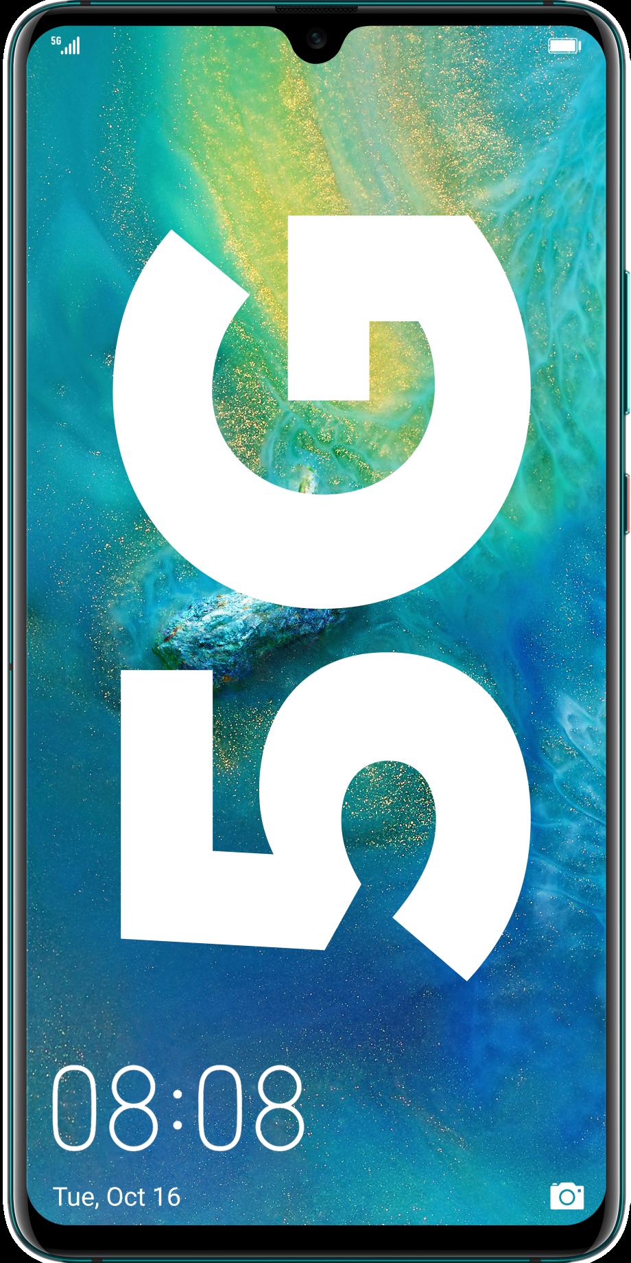 Huawei Mate 20 X 5G Front