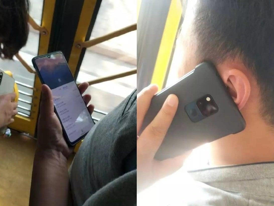 Huawei Mate 20X: Erste Fotos zeigen das Gerät von beiden Seiten