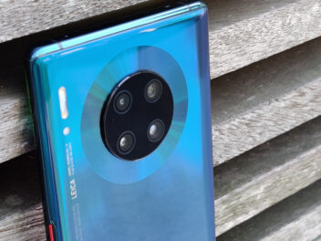 Huawei Mate 30 Pro Rückseite