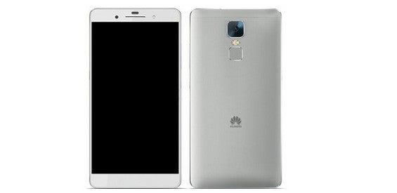 Huawei Mate 8 Render-Bild