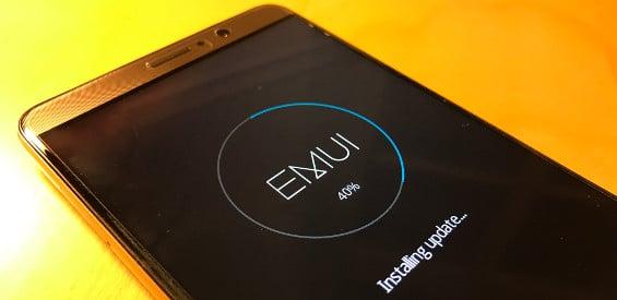 Huawei Mate 9 Update