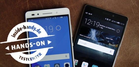 Huawei Mate S gegen Honor 7 im Benchmark-Test