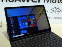 Huawei MateBook E mit WIndows 10