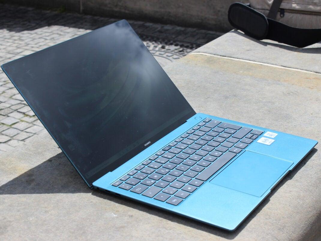 Tastatur: Huawei Matebook X Pro im Test