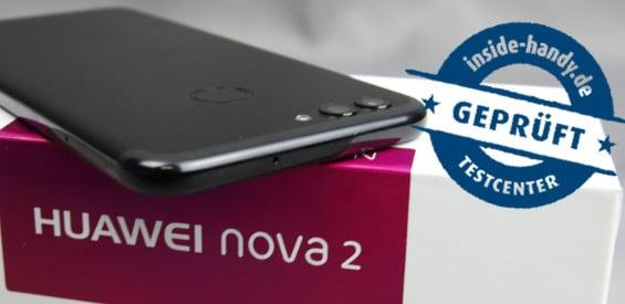 Huawei Nova 2 im Test