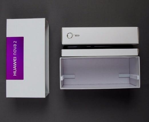 Huawei Nova 2 - Unboxing