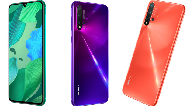 Huawei Nova 5 und Nova 5 Pro