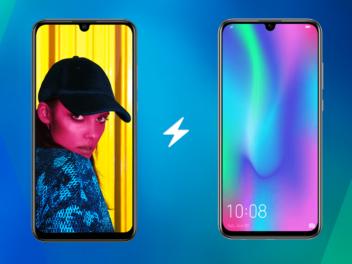 Das Honor 10 Lite mit dem Huawei P smart 2019 im Vergleich
