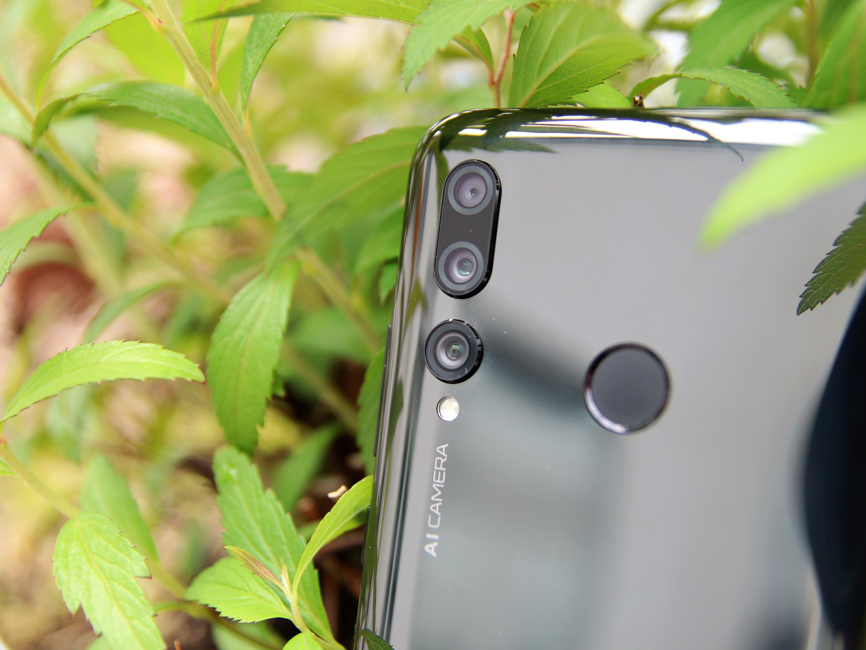 Bild der Kamera des Huawei P smart+ 2019