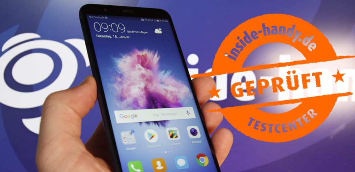 Huawei P smart im Test