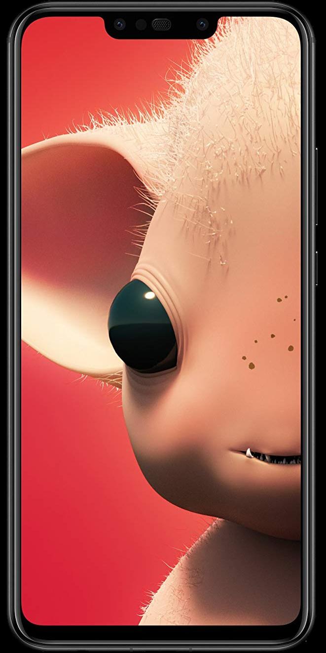 Huawei P Smart+ Front
