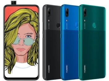 Das Huawei P Smart Z