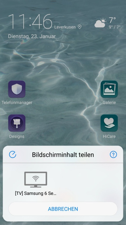 Samsung Smart Tv Mit Handy Verbinden Iphone