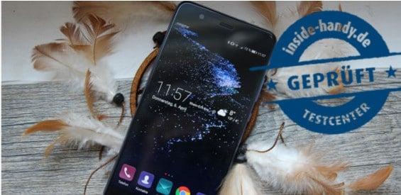 Huawei P10 Plus geprüft