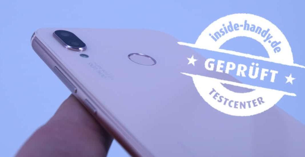 Huawei P20 Lite Im Test So Schlägt Sich Der Flaggschiff Bruder