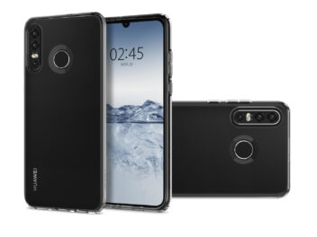 Huawei P30 lite von vorne und hinten mit Case