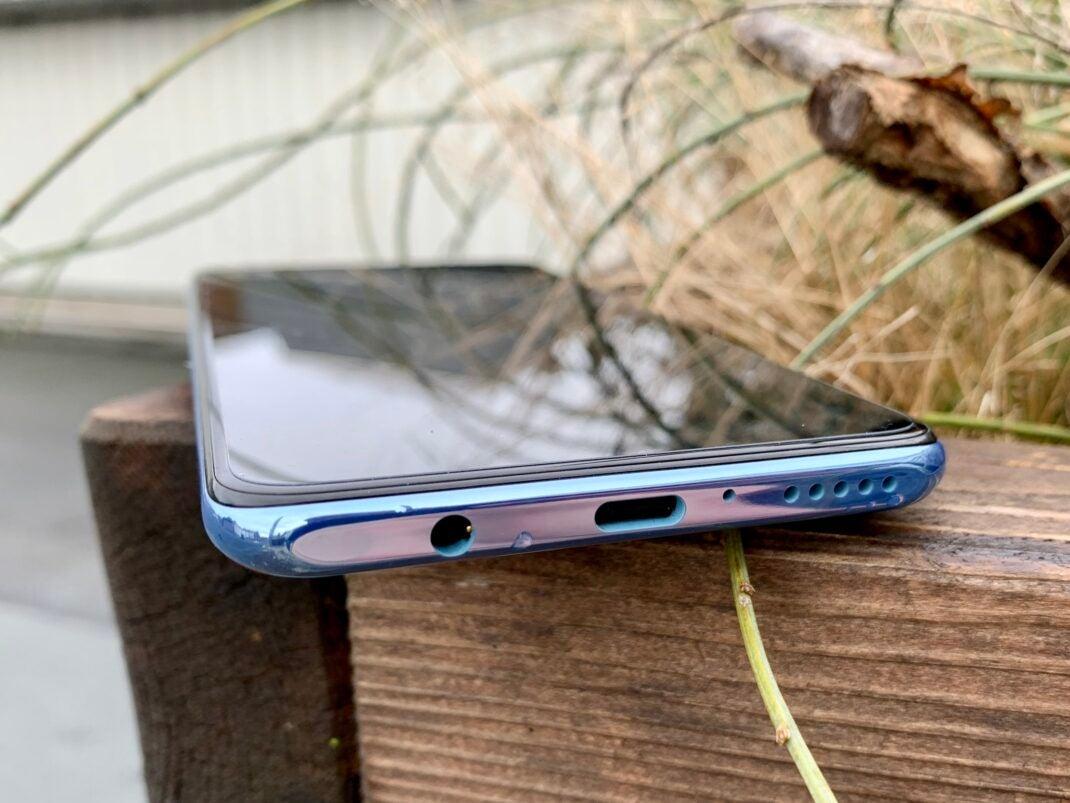 Huawei P30 lite New Edition Anschlüsse