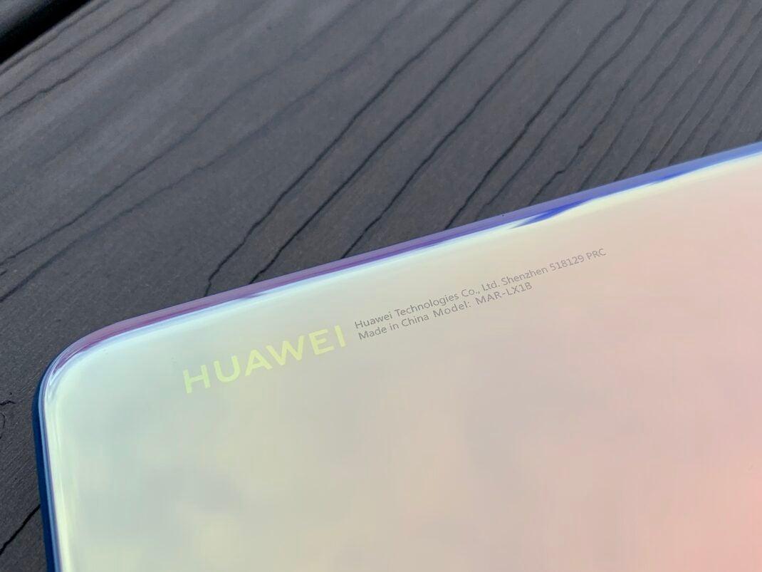 Huawei P30 lite New Edition Modellnummer
