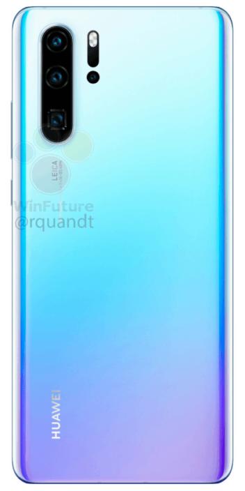 Huawei P30 Pro von vorne
