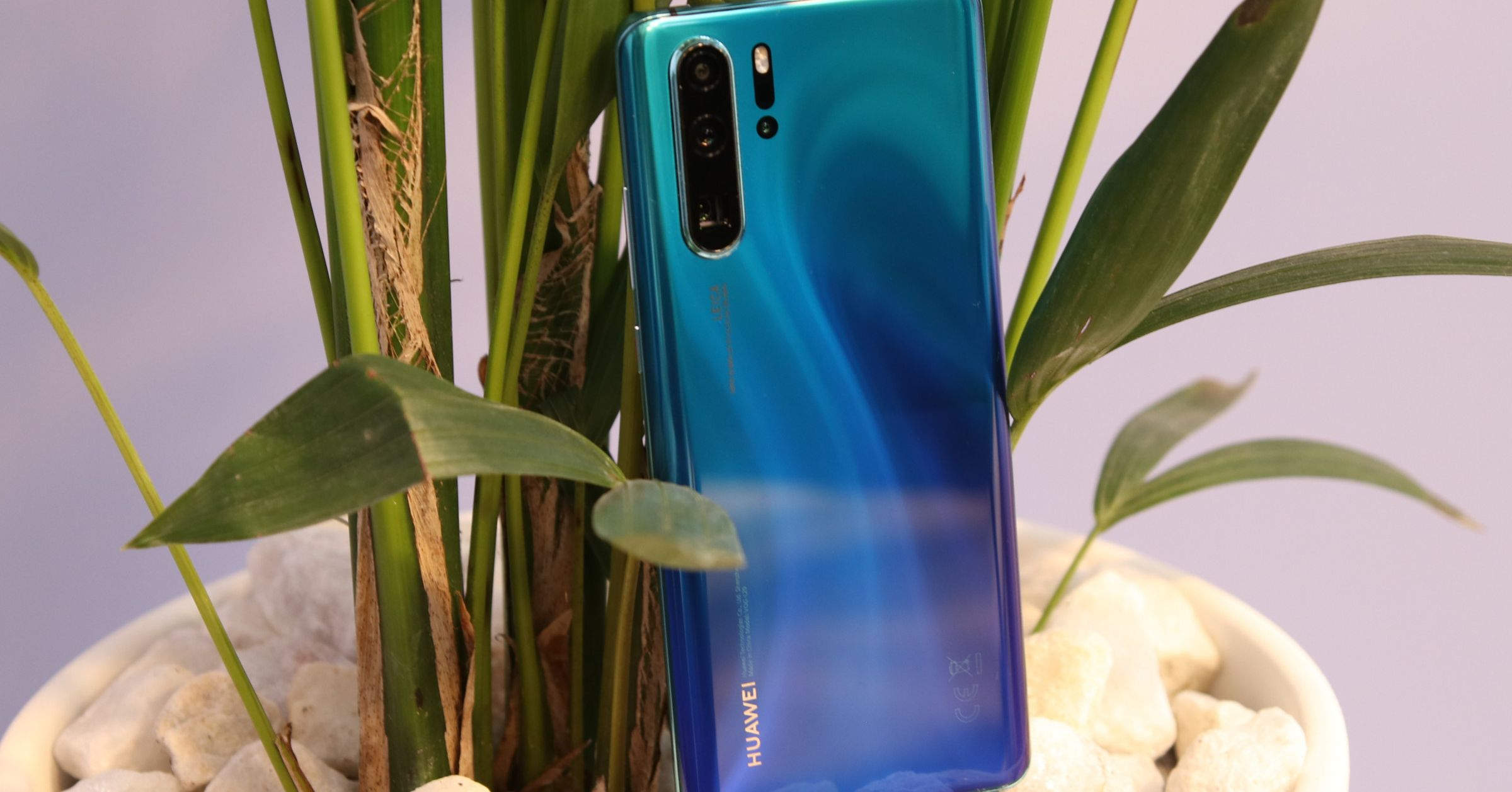 Huawei P30 Pro in Aurora