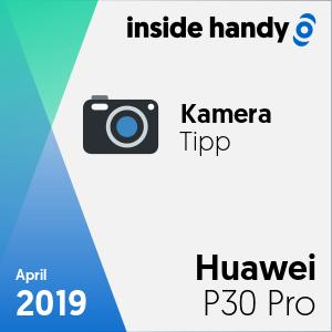 Kamera-Tipp für das Huawei P30 Pro: Siegel mit Kamera
