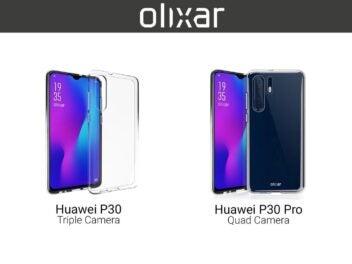 Huawei P30 (Pro) - Render