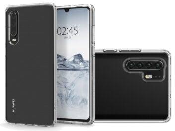 Smartphones Huawei P30 und Huawei P30 Pro bei Spigen