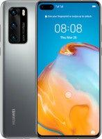 Huawei P40 Vorderseite und Rückseite