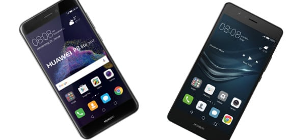 Huawei P8 Lite (2017) und Huawei P9 Lite im Vergleich