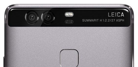 Leica-Kamera im Huawei P9