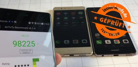 Huawei P9, P9 Lite und P9 Plus Vergleich