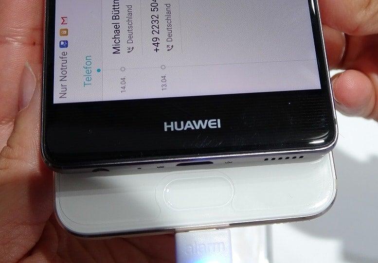 Huawei P9 vs. Huawei P10