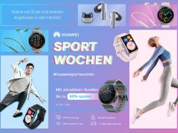Huawei Sport-Week