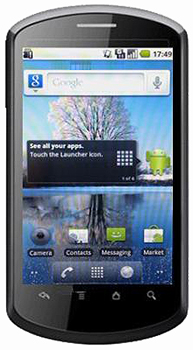 Huawei U8800 Ideos X5 Datenblatt - Foto des Huawei U8800 Ideos X5