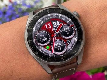 Huawei Watch 3 Pro Test