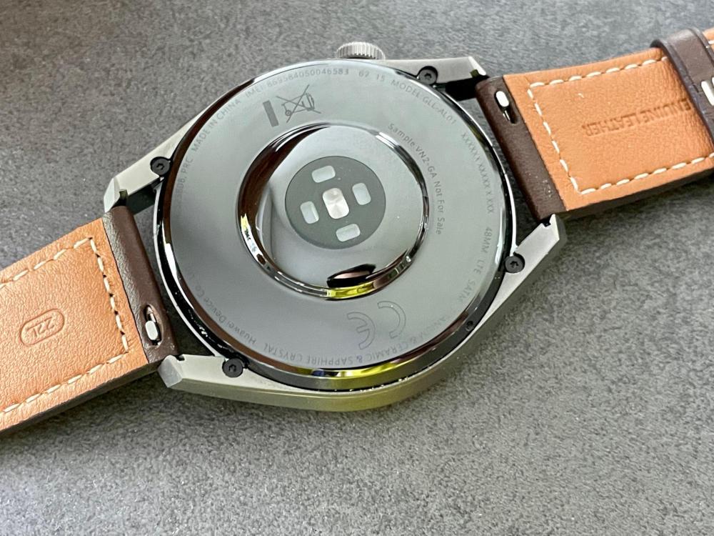 Huawei Watch 3 Pro Rückseite