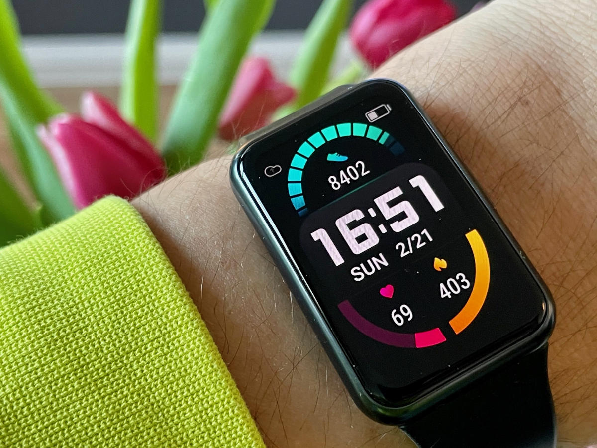 Huawei Watch Fit im Test: Für Smartwatch-Einsteiger fast perfekt - inside digital