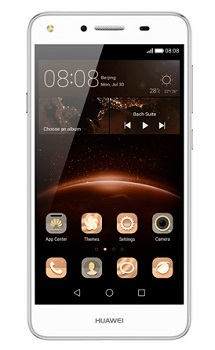 Huawei Y5 II Single SIM Datenblatt - Foto des Huawei Y5 II Single SIM